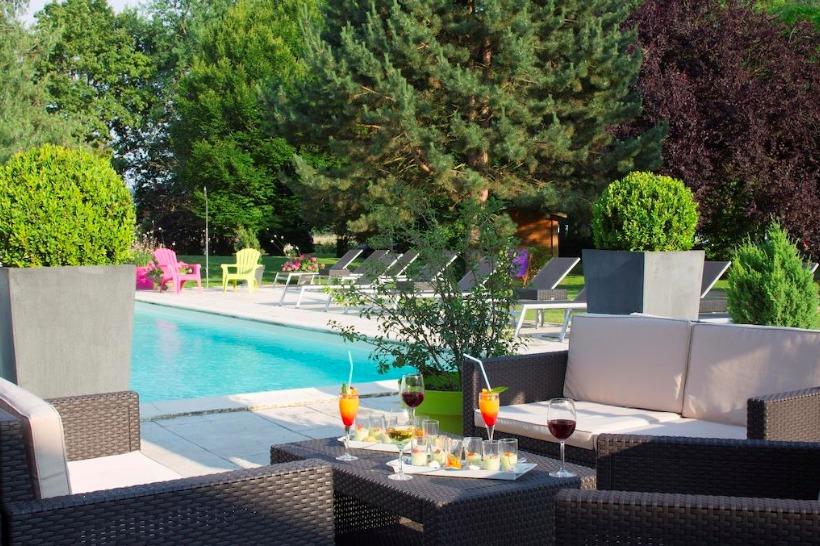 Hotel Le Dracy Bourgogne