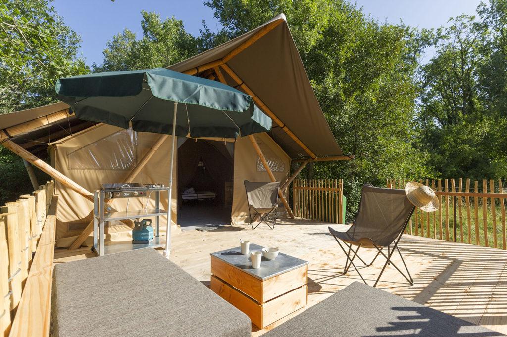 Sud Ardèche Huttopia VIllage Lodge