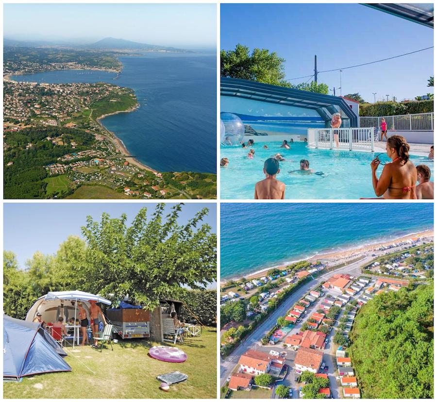 Campingplätze am meer Atlantisch Biarritz