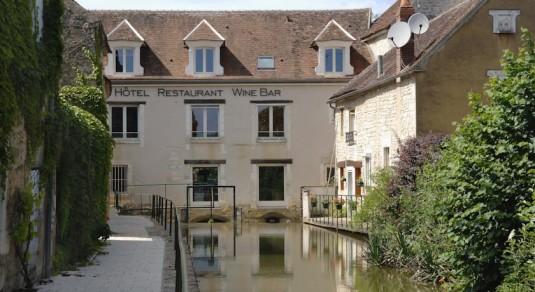 Hotel du Vieux Moulin Bourgigne