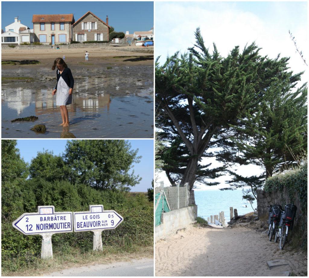 Noirmoutier Insel