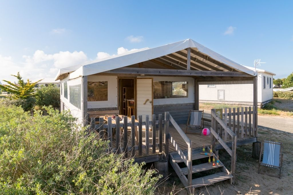 Sweet Home Lodge Sandaya Noirmoutier