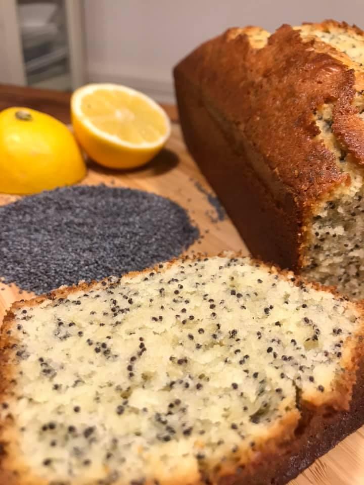 Zitronen- Mohnkuchen von Carole nach französischem Rezept