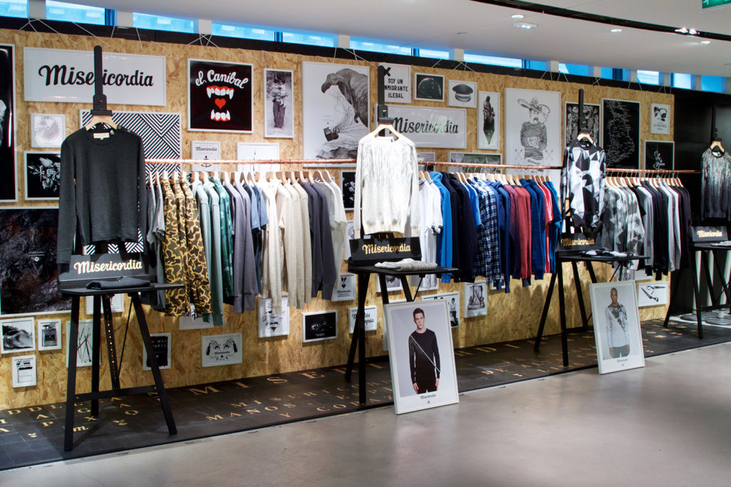 Citadium Pop Up Store