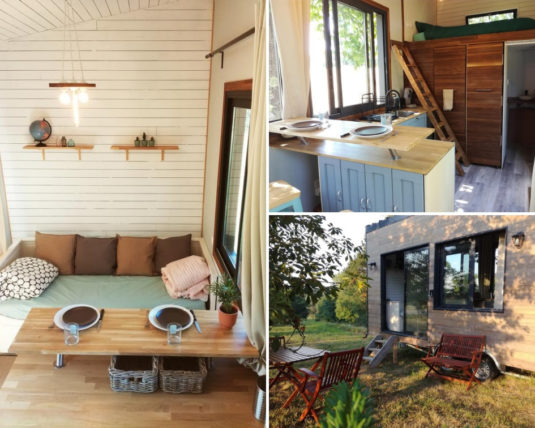 Tiny House Dordogne