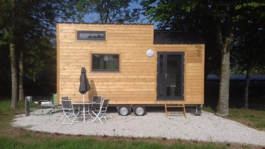 Tiny House L'Aa