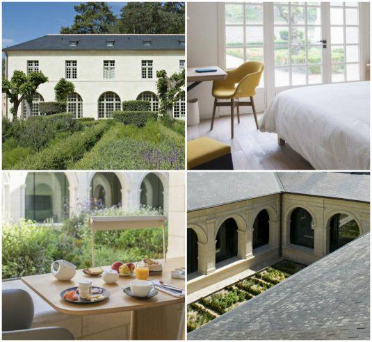 Abbaye Fontevraud Hotel