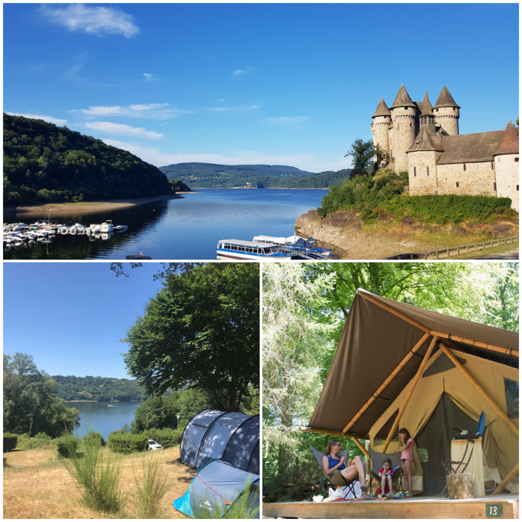 Camping Auvergne Zee Siauve