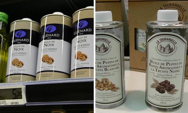 Coldpressed Oils France Supermarket