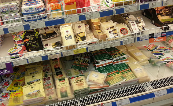 Fromages Supermarché