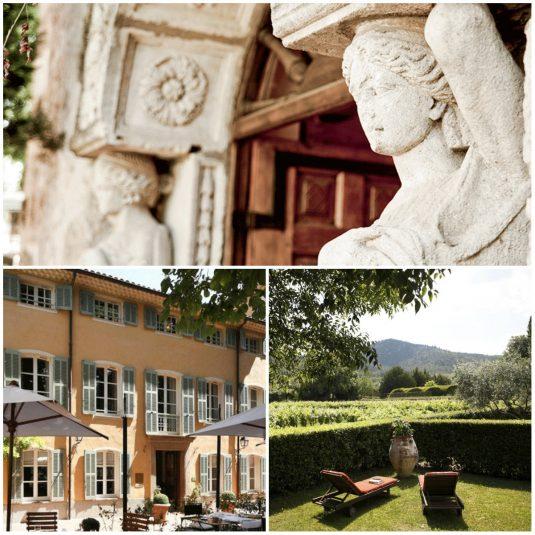 Hostellerie L'Abbaye de la Celle Provence
