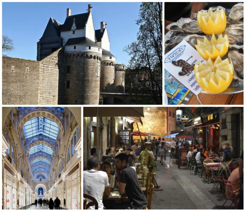 Nantes Innenstadt