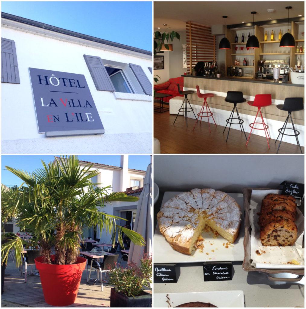 Noirmoutiers Hotel La Villa en L'ile