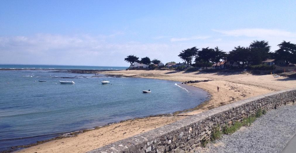 Noirmoutiers Strand Meer Frankreich