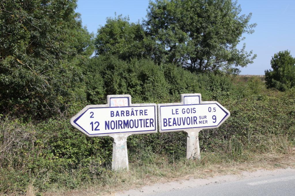 Passage du Gois Noirmoutiers