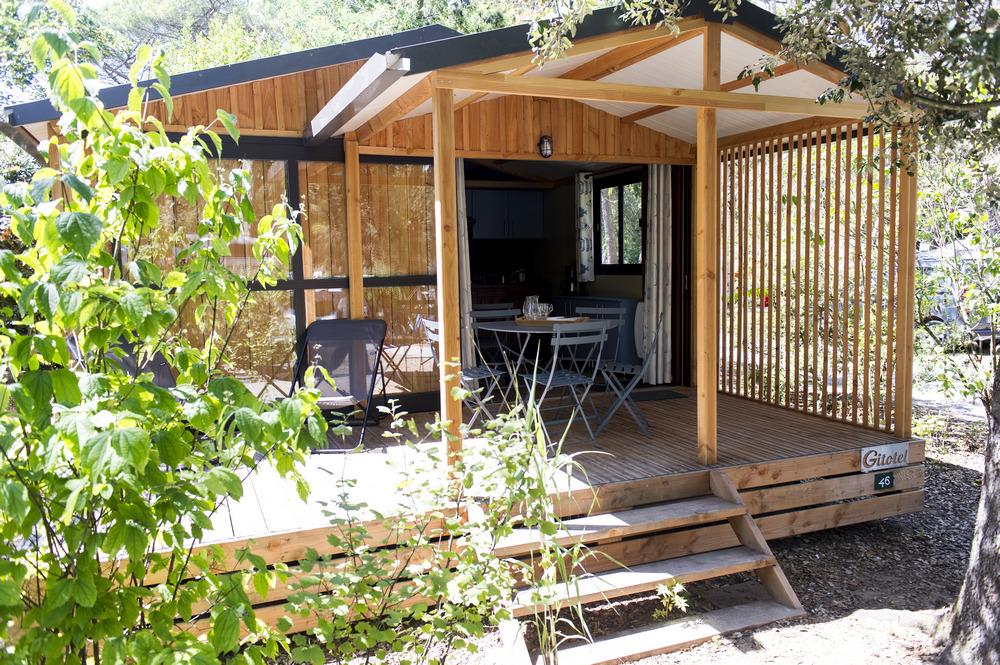 Camping Huttopia Baie Mont Saint Michel