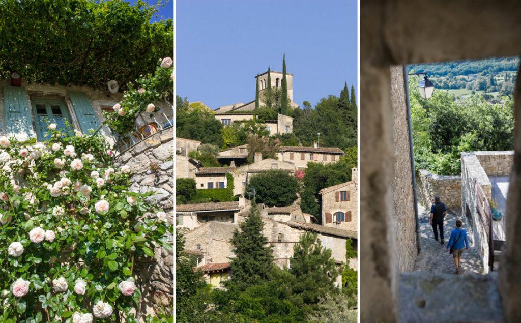 Drôme Tipps Idyllische Dörfer