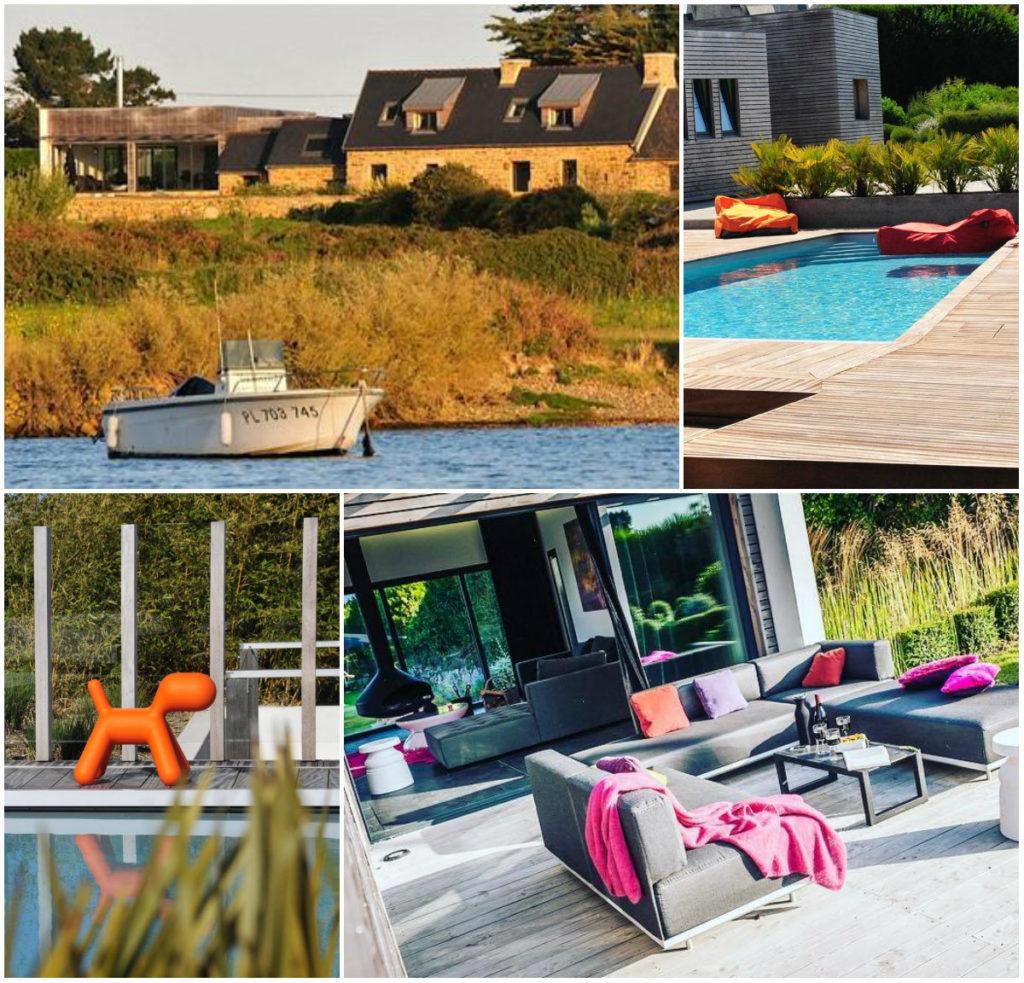 Luxe Villa Bretagne LKH Design