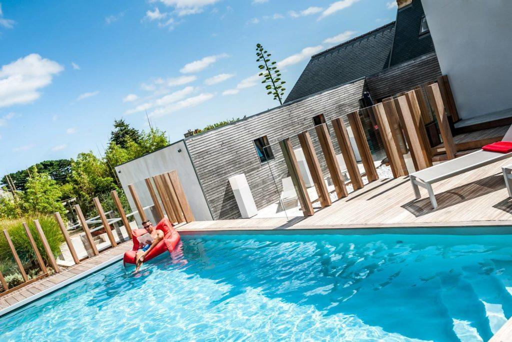 Luxe Villa LKH Design Bretagne