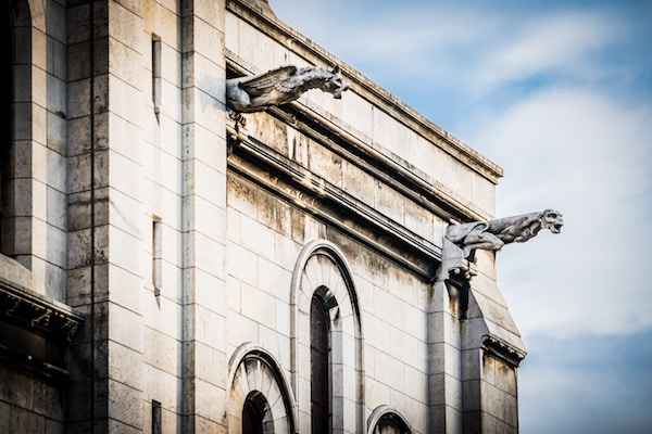 Gargouilles Notre Dame