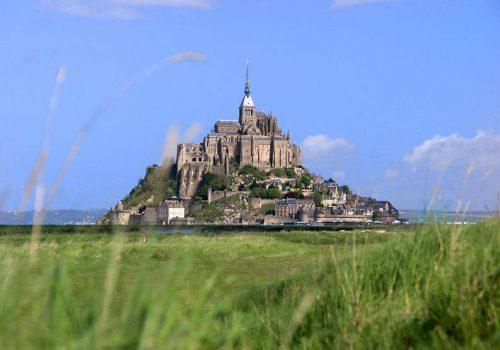 Mont Saint Michel Cote Bretagne