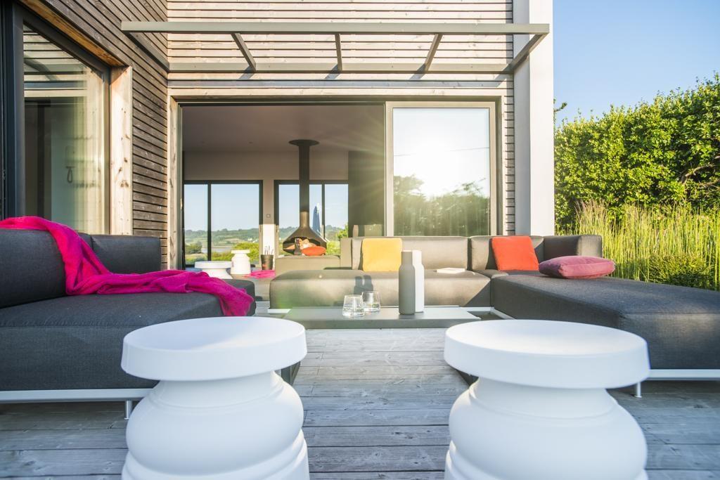 Luxe Villa Ferien Bretagne LKH Design