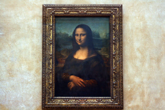 Geschlechtergerechtigkeit im Louvre