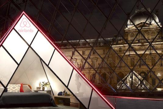 Eine Nacht mit Mona Lisa im Louvre