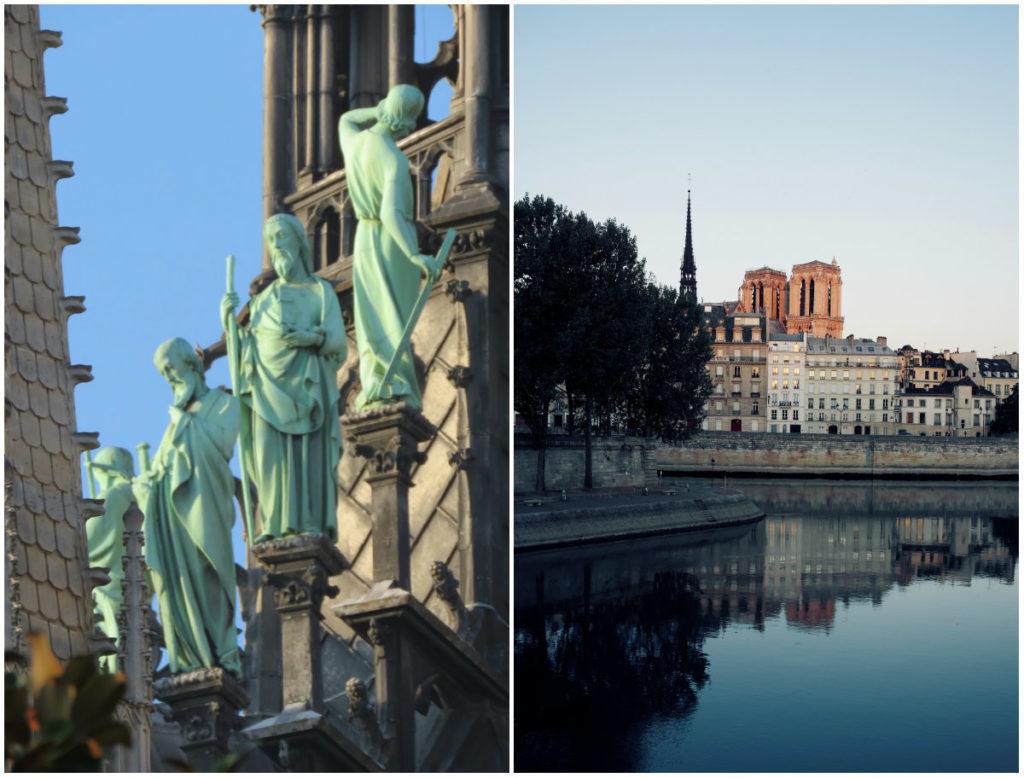 Notre Dame de Paris Apostel