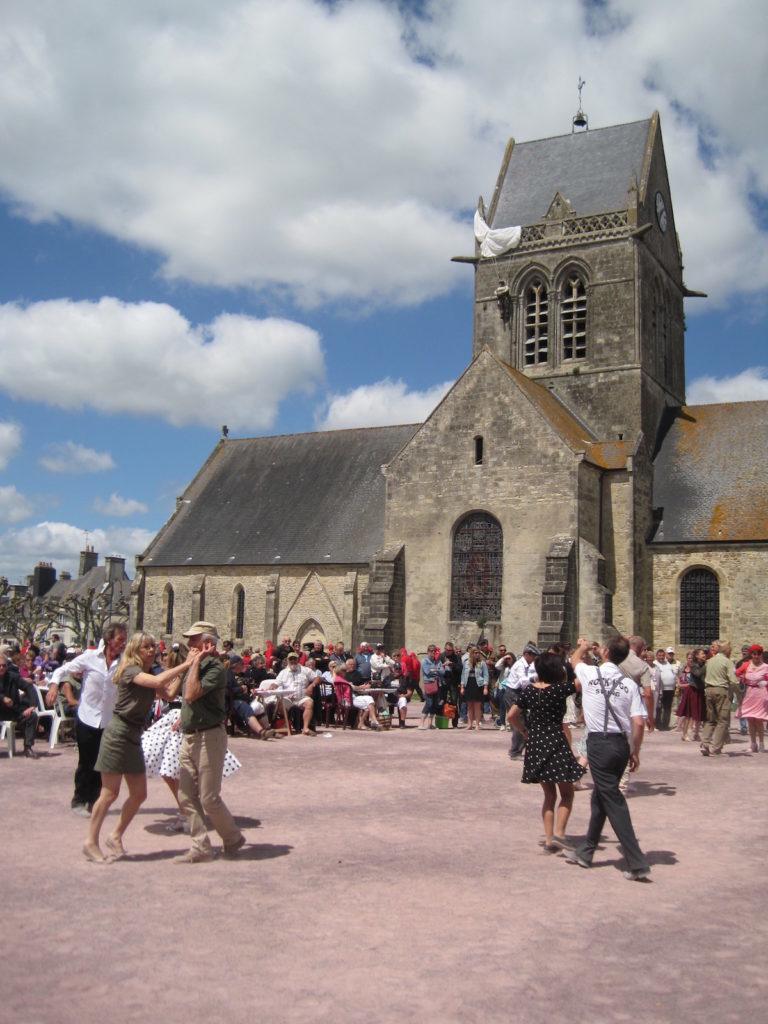 Sainte Mère Eglise D-Day Normandie