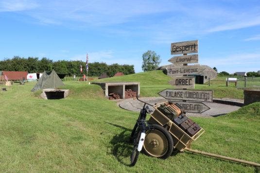 Batterie de Merville Normandie