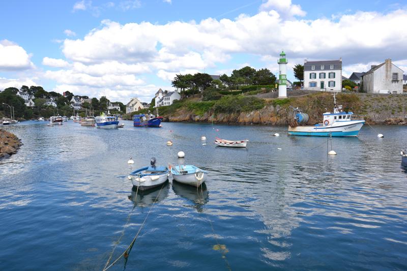 Le Port de Doelan Bretagne