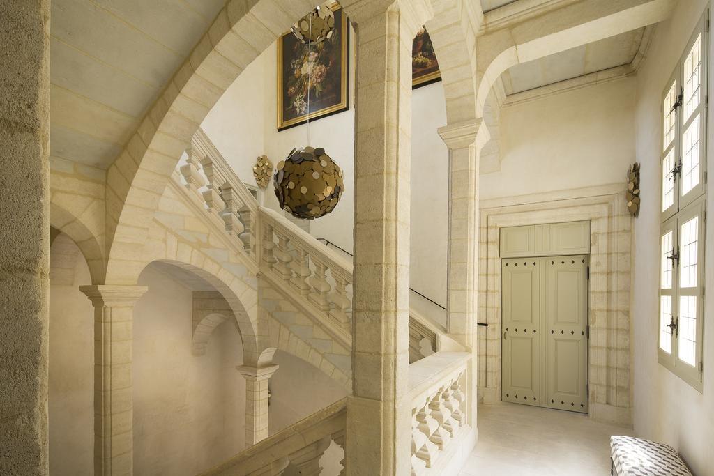 Maison d'Uzès Stairs