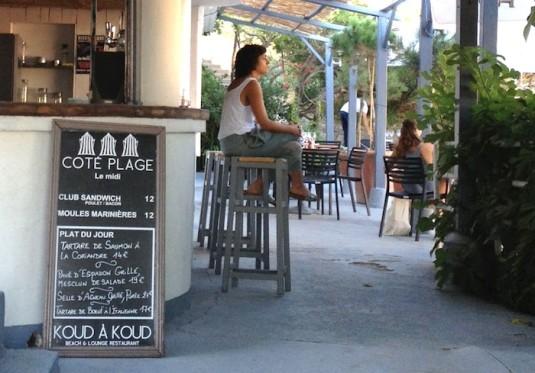 Restaurant Koud a Koud in Royan