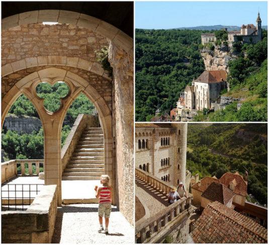 Rocamadour Lot Okzitanien