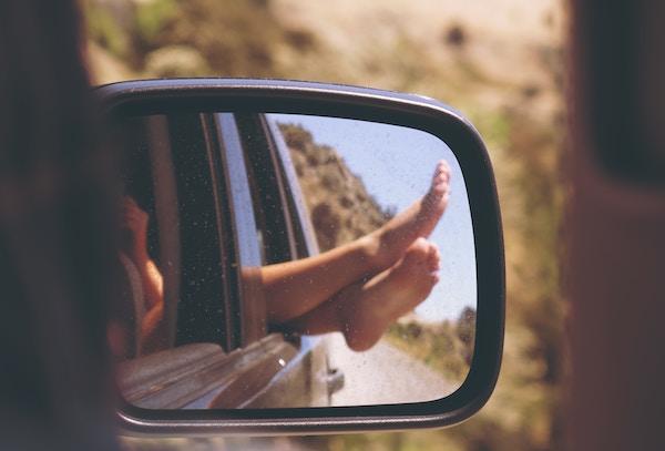 Autobahn Urlaubs-Französisch