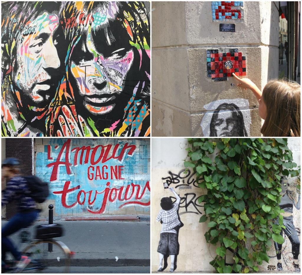 Fluctuart schwimmendes Museum Paris Street Art