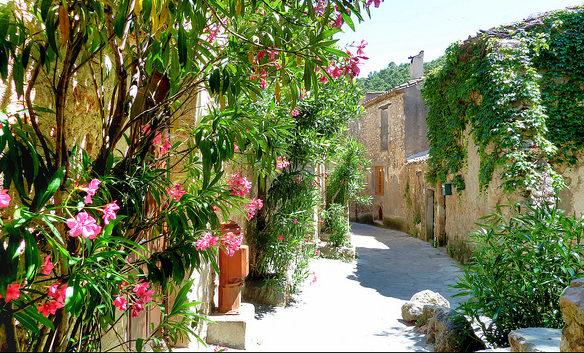saint-guilhelm-le-desert Okzitanien