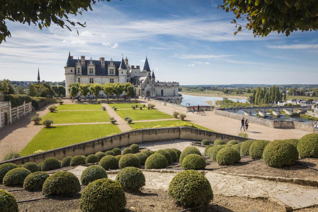 chateau d'Amboise Loire Da Vinci