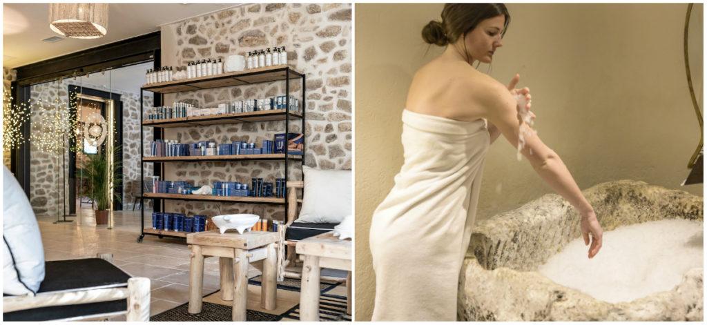 Ostreotherapie Spa Tarbouriech Occitanie