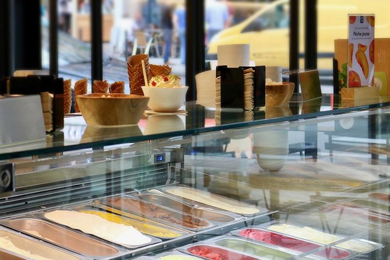 La Fabrique Givrée Eisdielen von Paris