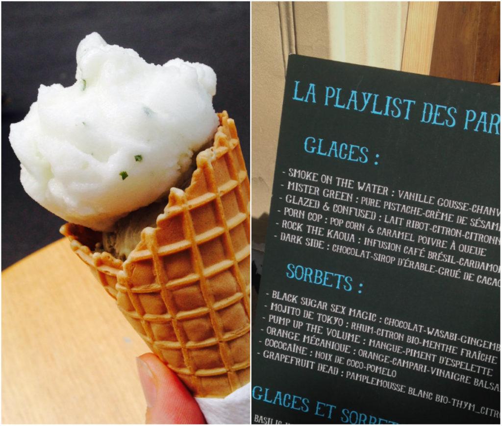 Glazed Sopi Eisdielen von Paris