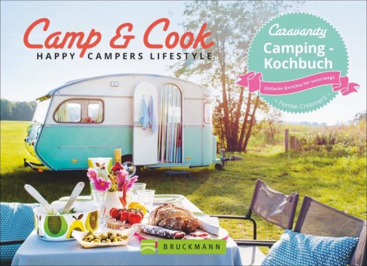 Camp-Cookbuch  Happy Campers