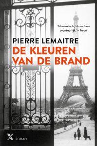 Die Farben des Feuers Französischer roman