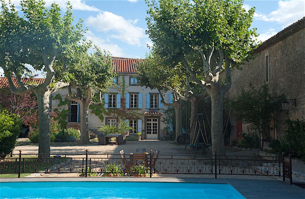 Domaine Agnelles Aude Sud Frankreich