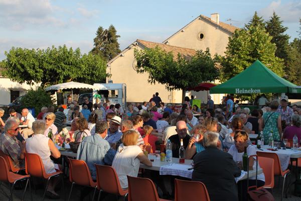 Dordogne Lot Sommer-Abendmärkte