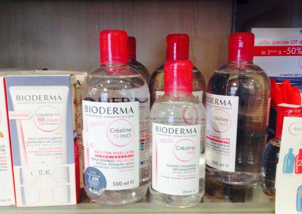 Französischen Apotheke beauty Produkte Bioderma