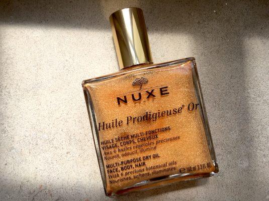 Französischen Apotheke beauty Produkte Nuxe Öl