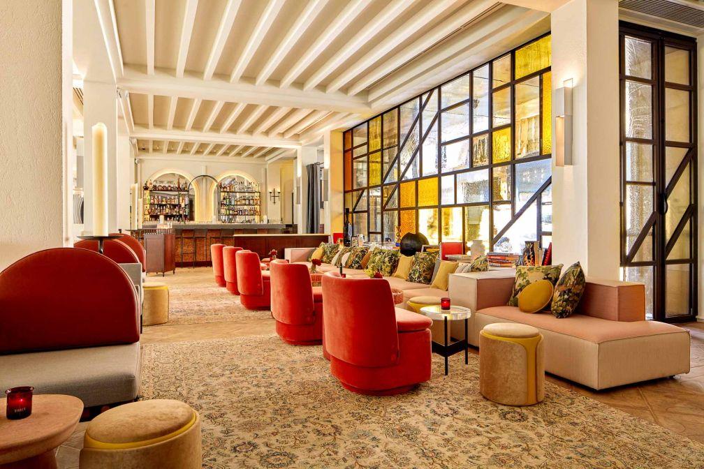 Sinner hotel Bar Paris