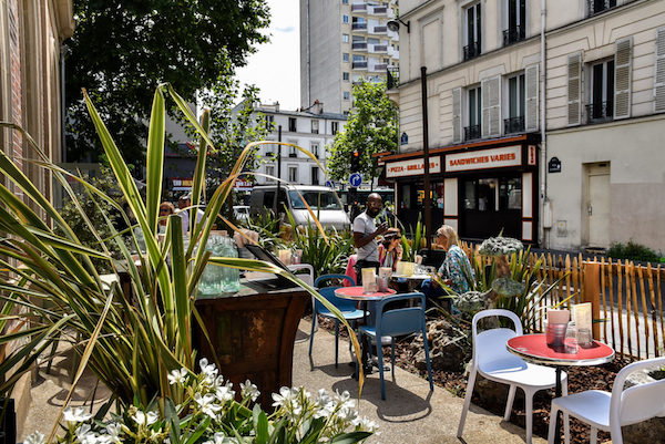 Le Poincoin restaurant Paris